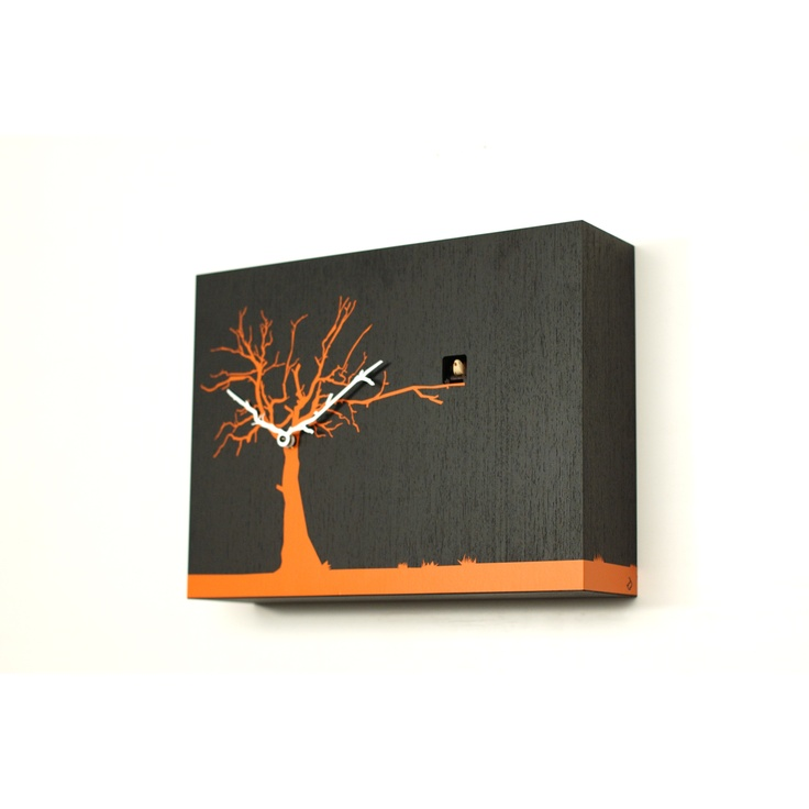Oh wow! Love this contemporary take on the cuckoo clock