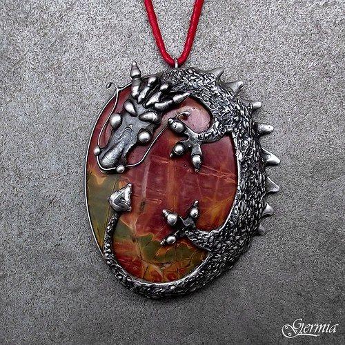 Z roku draka by Germia. Beautiful.