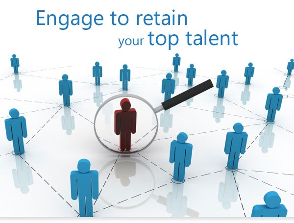 How to retain your top talent. #TalentManagement #HumanResources