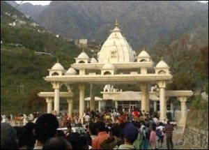 The Vaishnodevi temple is one of the greatest pilgrim of the Hindus and recognized as one of the Shakti Peethas, loctaed in the north Indian state of Jammu and Kashmir around 12 km away from Katra in the Udhampur district. Vaishno Devi temple is situated at a height of 5300 feet on the Trikuta Hills of Shivalik Range. http://www.indiatemplesinfo.com/india/yatra-to-vaishno-devi-temple-in-kashmir/