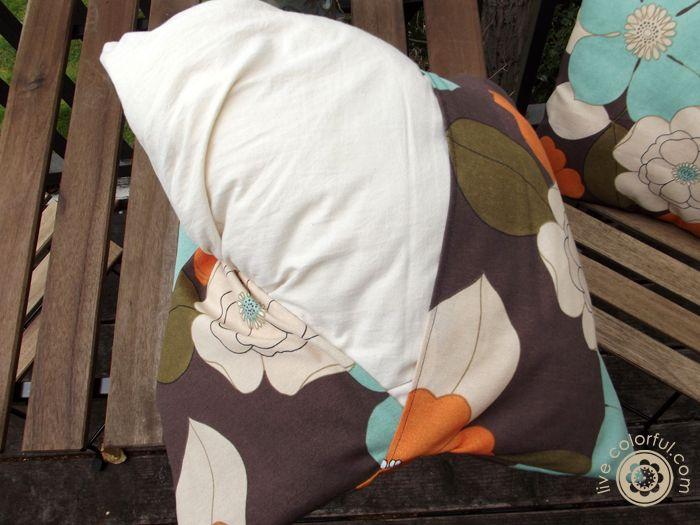 ¿Necesitan fundas para sus cojines? #yolohice #cojin
