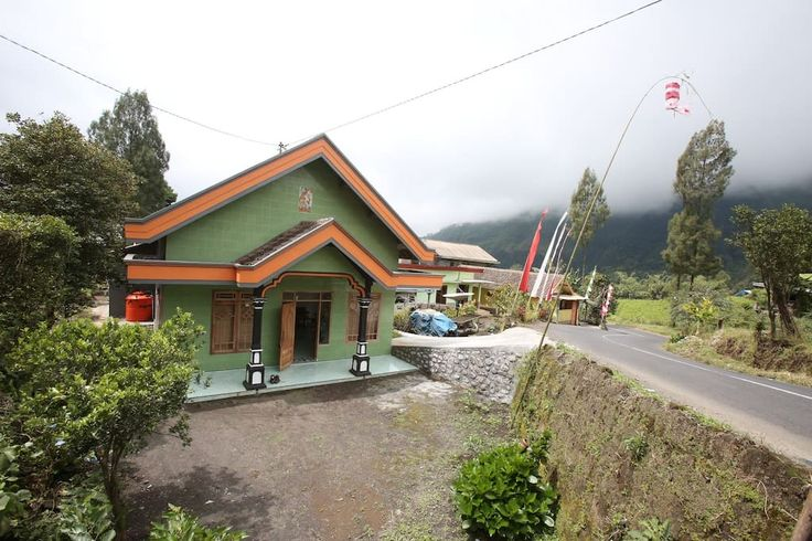 Check out this awesome listing on Airbnb: Kopi Jawa Homestay, in Bromo - Houses…