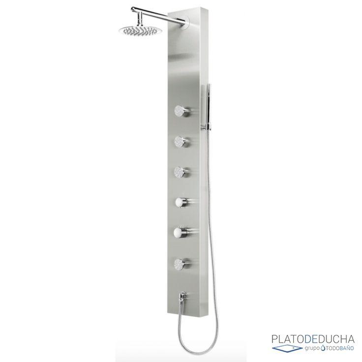 Mejores 34 im genes de conjuntos de ducha y columnas de - Columna de ducha baratas ...