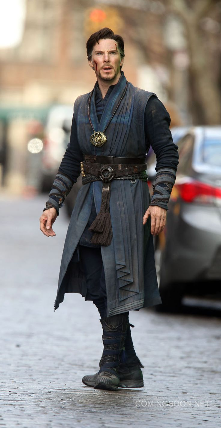 20 More Photos from the Doctor Strange Set! - ComingSoon.net
