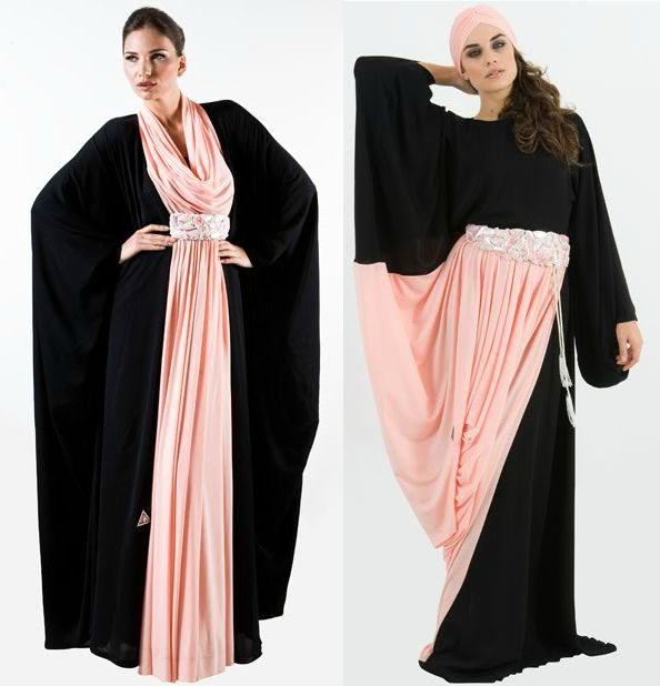 Miss Hijabi: The difference between Khaleeji abayas and Western abayas