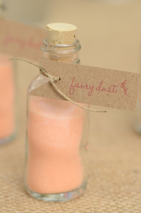 pixi or fairy dust bottles just fill with pixi stix candy  www.etsy.com/shop/pinklemonadeparty
