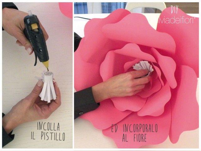 Oggi sono un must: i paper flowers! In questo periodo sono sempre a caccia di nuove tendenze e ci sarebbero tanti temi da approfondire ma, una vera e propria chicca, in voga…