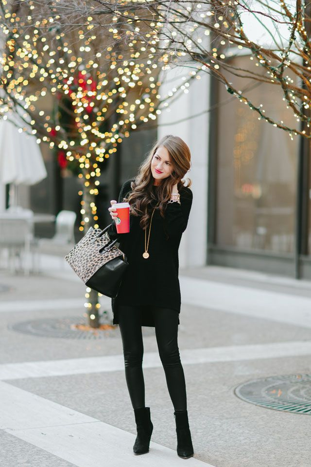 love this outfit for Christmas/holiday