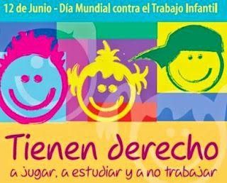 Programa de sensibilización y prevención del trabajo infantil.