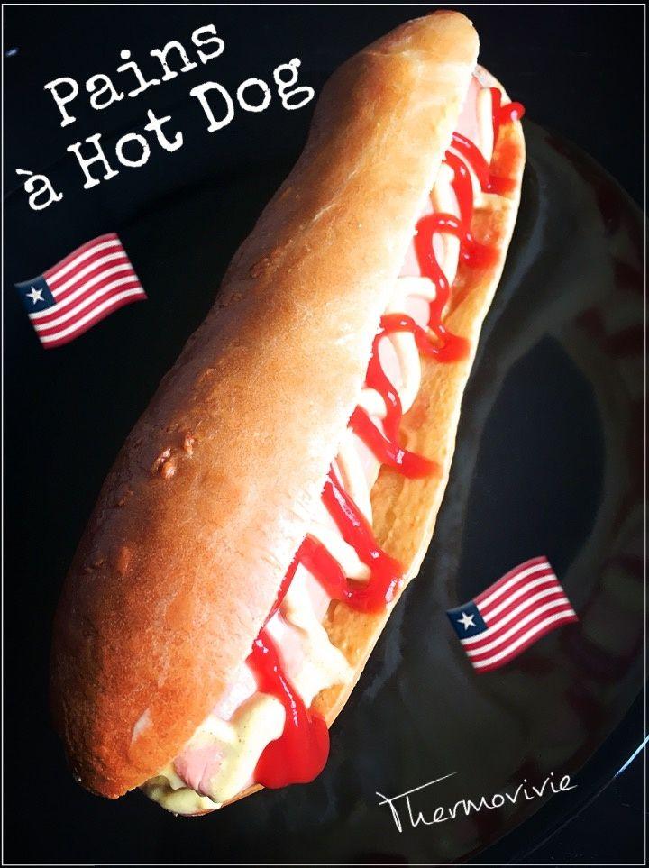 Il y a 2 ans jours pour jours je rentrais d'un voyage à New York, avec la ferme intention de découvrir leur secret concernant les pains à Hot Dog.. Chose faite.. Je suis satisfaite du résultat! Le pain est moelleux et pas sucré.. Tout en gardant un petit...