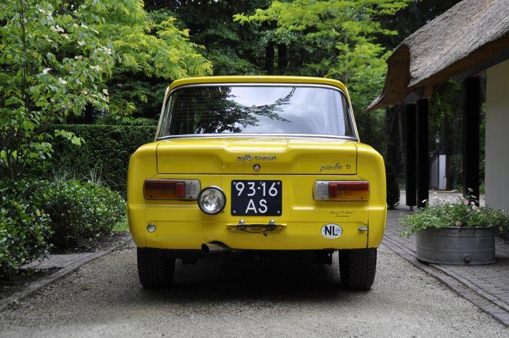 #Alfa #Romeo #Giulia #1600Ti