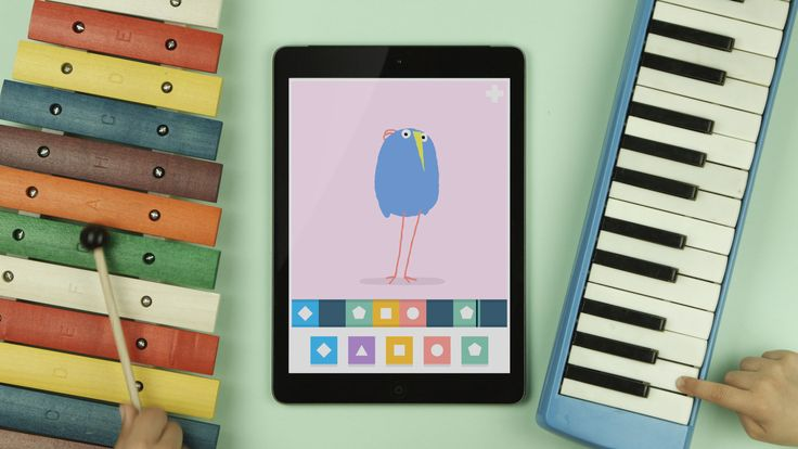 Loopimal is a building tool full of handcrafted animations and sounds effects! It is your kid's first entry into the world of computer sequencing.