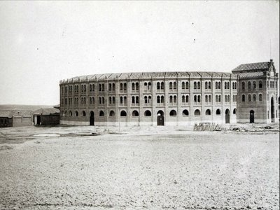 Antigua Plaza de Toros de Madrid (1875)