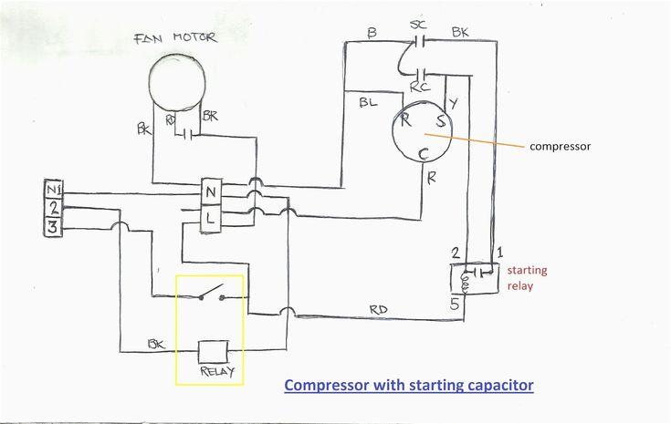 Unique Copeland Condensing Unit Wiring Diagram In 2020