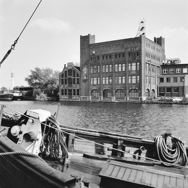 Oude Droste fabriek, jaren 90