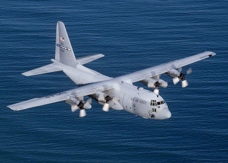 Lockheed C-130 Hercules - Wikipedia
