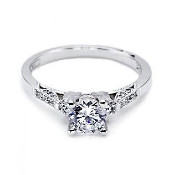 Tacori 2590 RD 5.5 Engagement Ring