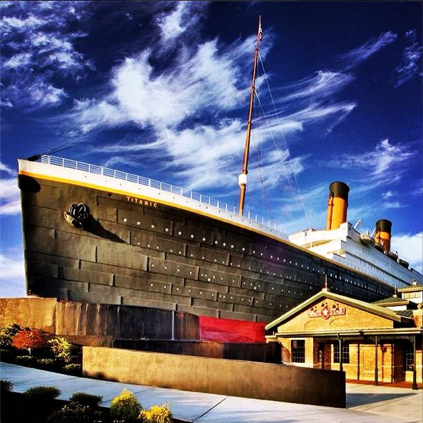 Did You Survive Your Voyage On The Titanic In Pigeon Forge
