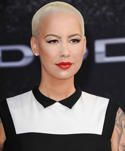 Amber Rose publicly and violently responds to Kanye West's major diss