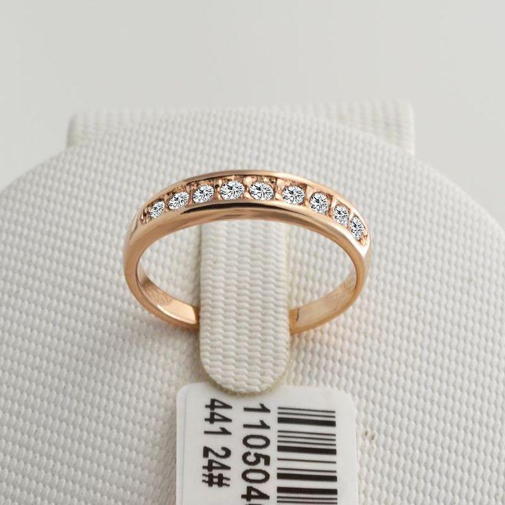 Männlichen schmuck 18 Karat Reales gold Überzog Österreichischen Kristall Hochzeit Ringe für männer Frauen Größe 3 4-Größe 9 10
