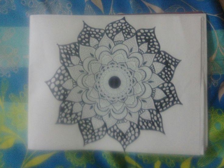 My mandala design