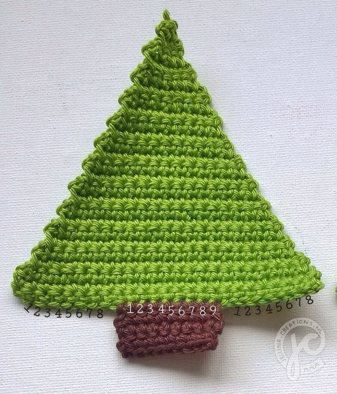 make enough of these, string them and put letters spelling out Merry Christmas on the trees.  cute