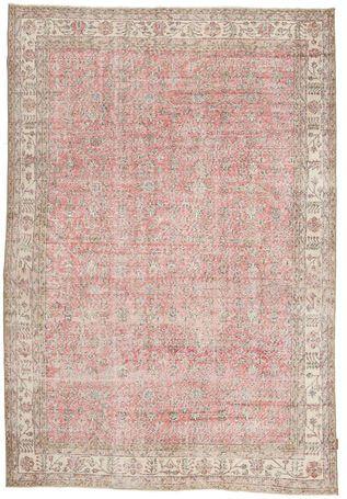 Colored Vintage tapijt 206x301