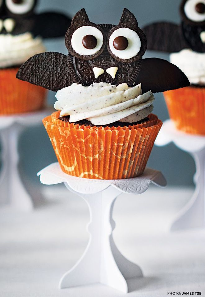 These cute owl cupcakes will disappear quicker than you can say hoot hoot!
