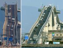 A ponte japonesa que parece uma autêntica montanha russa