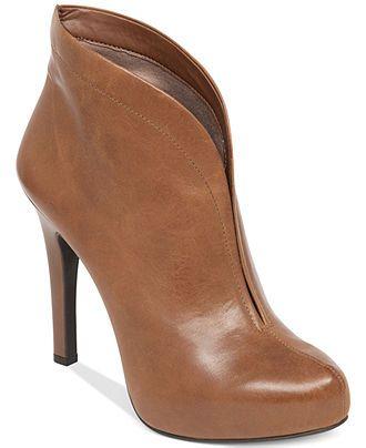 Jessica Simpson Allest Shooties - Booties - Shoes - Macy's 119.00!! Love mine! :)