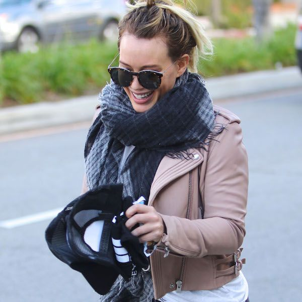 Hilary Duff Works Off Her Indulgent Week At The Gym - http://oceanup.com/2017/01/25/hilary-duff-works-off-her-indulgent-week-at-the-gym/