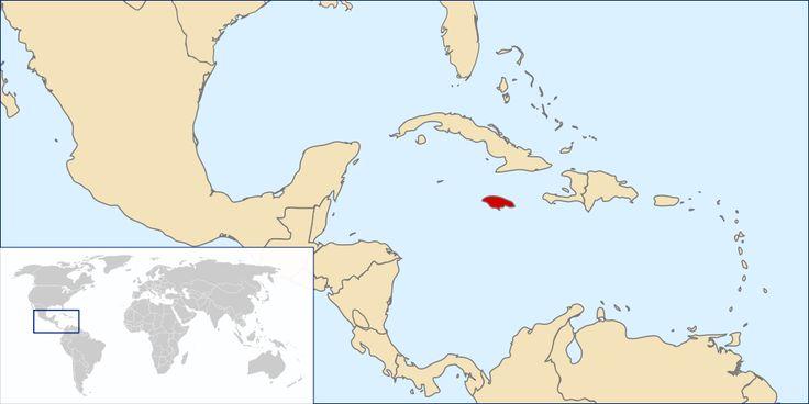 Location Jamaica ◆Jamaica - Wikipedia http://es.wikipedia.org/wiki/Jamaica #Jamaica