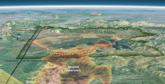 """""""Ready To Blow"""" – National Geographic's Guide To The Yellowstone Supervolcano http://betiforexcom.livejournal.com/26185196.html  Amid a growing 'swarm' of over earthquakes (now over 1000), and Montana's largest quake ever, scientists are growing increasingly concerned that the so-called 'super-volcano' at the heart of Yellowstone National Park could be building towards a Category 7 eruption. So what is a 'super-volcano' and what does its explosion mean for life on earth? NatGeo explains…"""