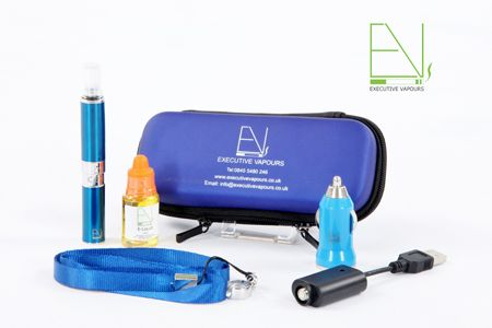 Little Blue Gem E cigarette uk all in one vape kit Contents: 1 X Blue Zip Case £4.50 1 X Blue 350 Battery £6.50 1 X Blue MT3 Clearomiser £3.75 1 X Blue Lanyard £2.75 1 X Blue USB Car Charger £2.50 1 X USB Charger £2.50 1 X 10ml e-liquid of your choice £4.49  Single price for each item Totals = £26.99 Yours for only £19.99 including free shipping (UK ONLY)