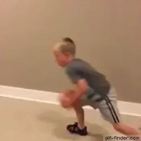 Kid Slam Dunk Fail | Gif Finder – Find and Share funny animated gifs