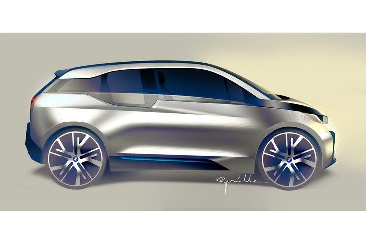 New BMW i3 Officially Introduced, Sales Begin this Fall [170 Photos + Videos] - Carscoops