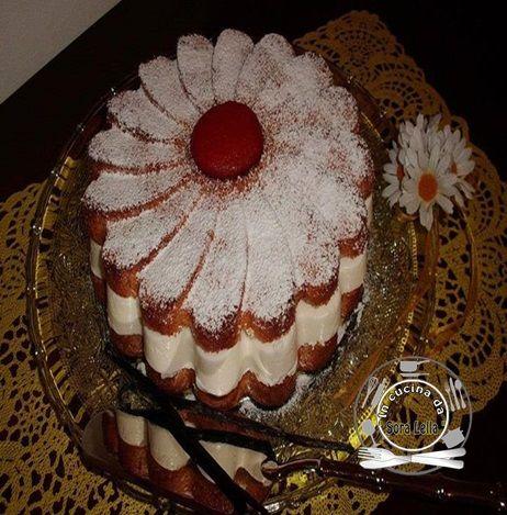 Torta Margherita   farcita con Yogurt alla Vaniglia ...per visualizzare la RICETTA➨➨➨ http://www.womansword.it/donne-in-cucina/ricette-di-dolci/ricette-di-dolci-torte/prepariamoci-questa-torta-margherita-farcita-con-yogurt-alla-vaniglia/