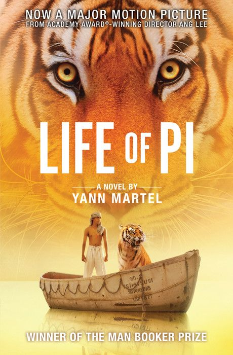 25% Off on Novel – Life of Pi by Yan Martel only @ 300
