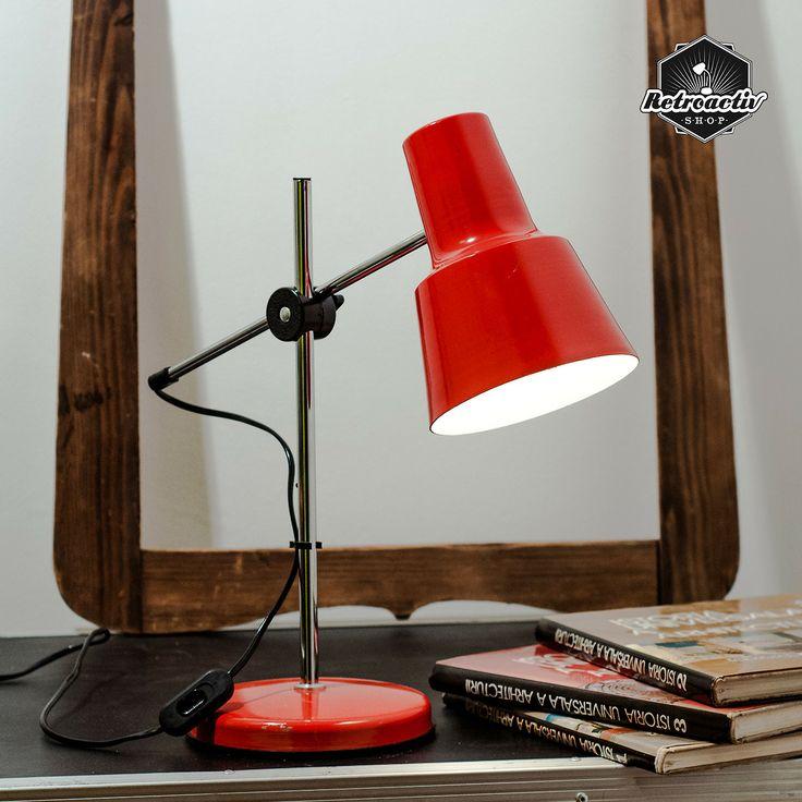 Lampa de birou  E.S. HORN. AALESTRUP MODEL 450