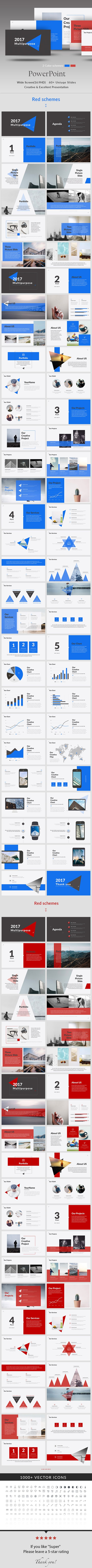 BR - PowerPoint Presentation Template - Creative PowerPoint Templates