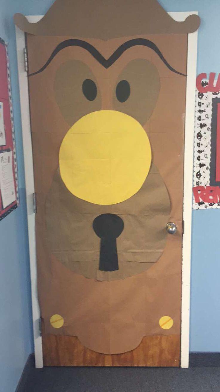 Alice In Wonderland Classroom Decoration Ideas ~ Best ideas about birthday door decorations on