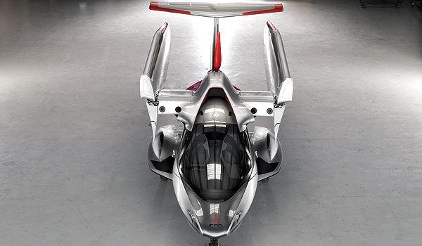 ICON A5 Amphibious Sport Aircraft.