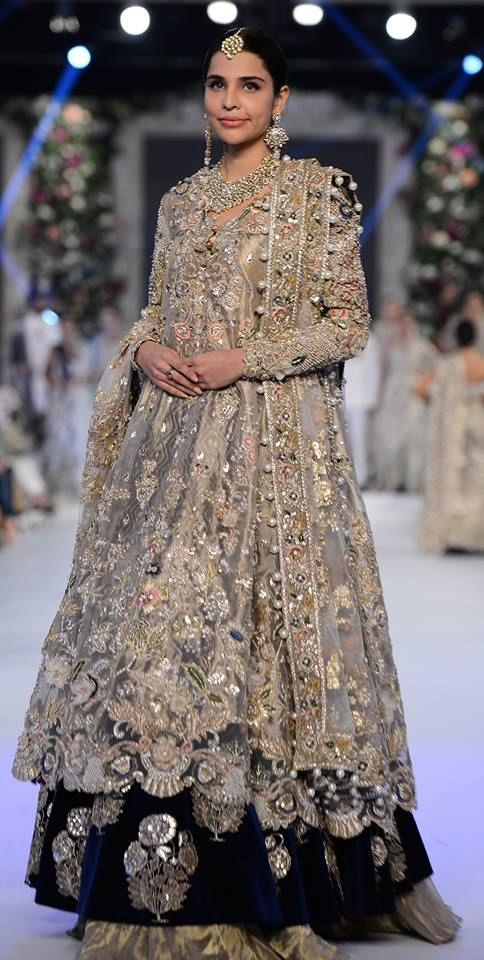 Elan Bridal Dresses & Gowns Wedding Collection 2016-2017 (22)