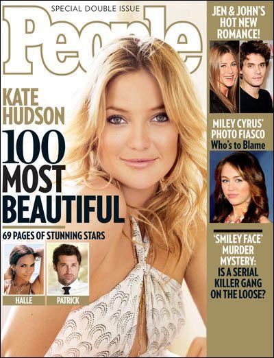 People Magazine!: Favorit Magazines, Boho Chic, Kate Hudson, Beauty People, Gossip Magazines, Fav Magazines, People Magazines, Beauty 2008, Magazines Covers