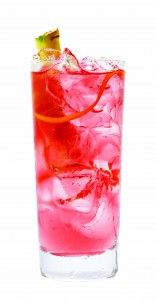 Valentine Breeze & other girlie whiskey drinks