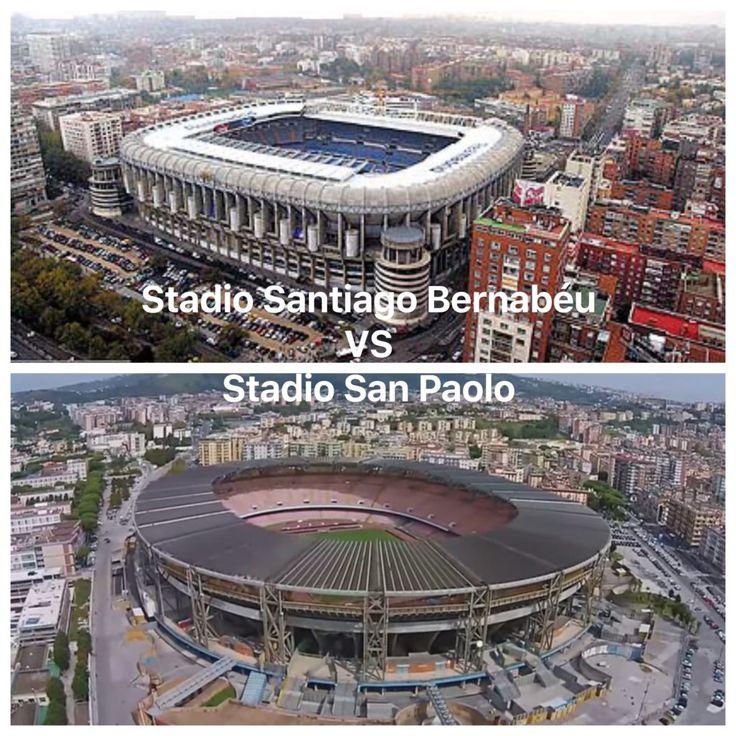 Napoli-Real Madrid: chi vincerà la sfida del marketing sportivo?