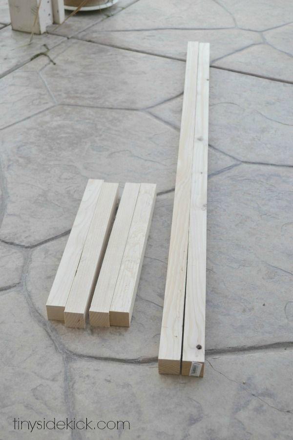 Ladder maken