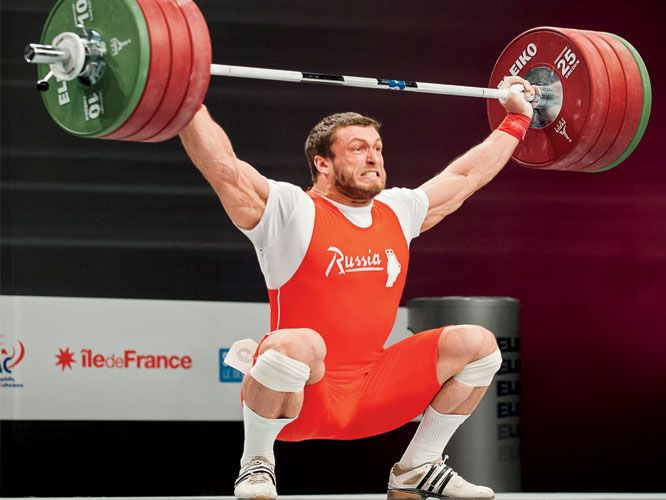 Olympic Weightlifting - Master the Snatch and the Clean and Jerk