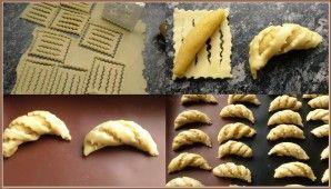 Cornes de Gazelle au miel -