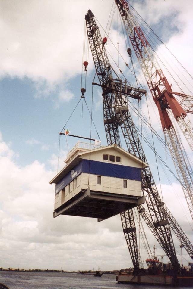 Bureau waterpolitie Rotterdam wordt verplaatst